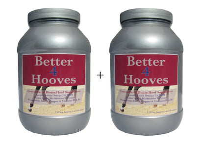 Hoof Supplement 2 x 1.305kg (180day supply)