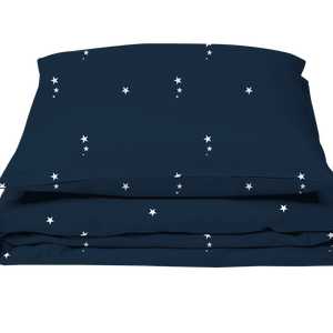 Adult Bedding Night Star Blue