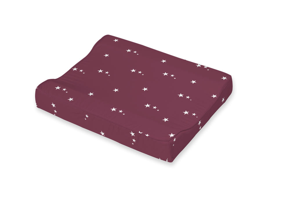 Changing Cushion Night Star Red