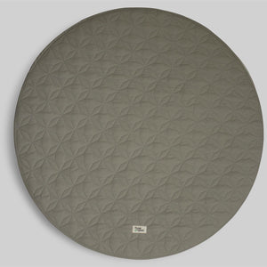 Round Play Mat Petrol Star