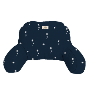 Pram Pillow Night Star Blue