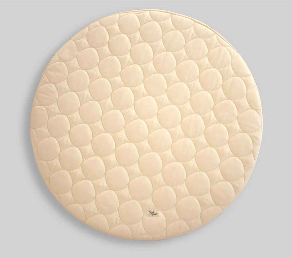 Round Play Mat Cherry Big Bold