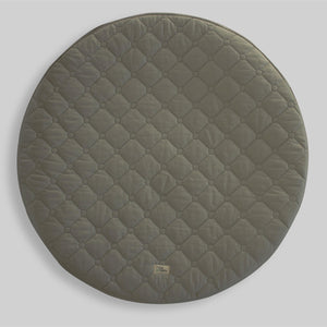 Round Play Mat Petrol Mini Ball