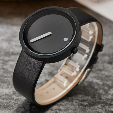 Unique Simple Quartz Wristwatch for Men and Women - DealOKart