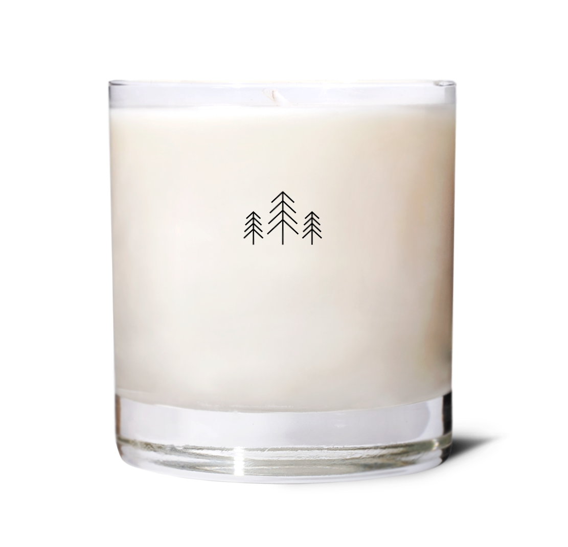TOBACCO + PINE // 11 OZ SOY CANDLE
