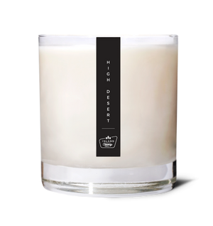 HIGH DESERT // 11 OZ SOY CANDLE