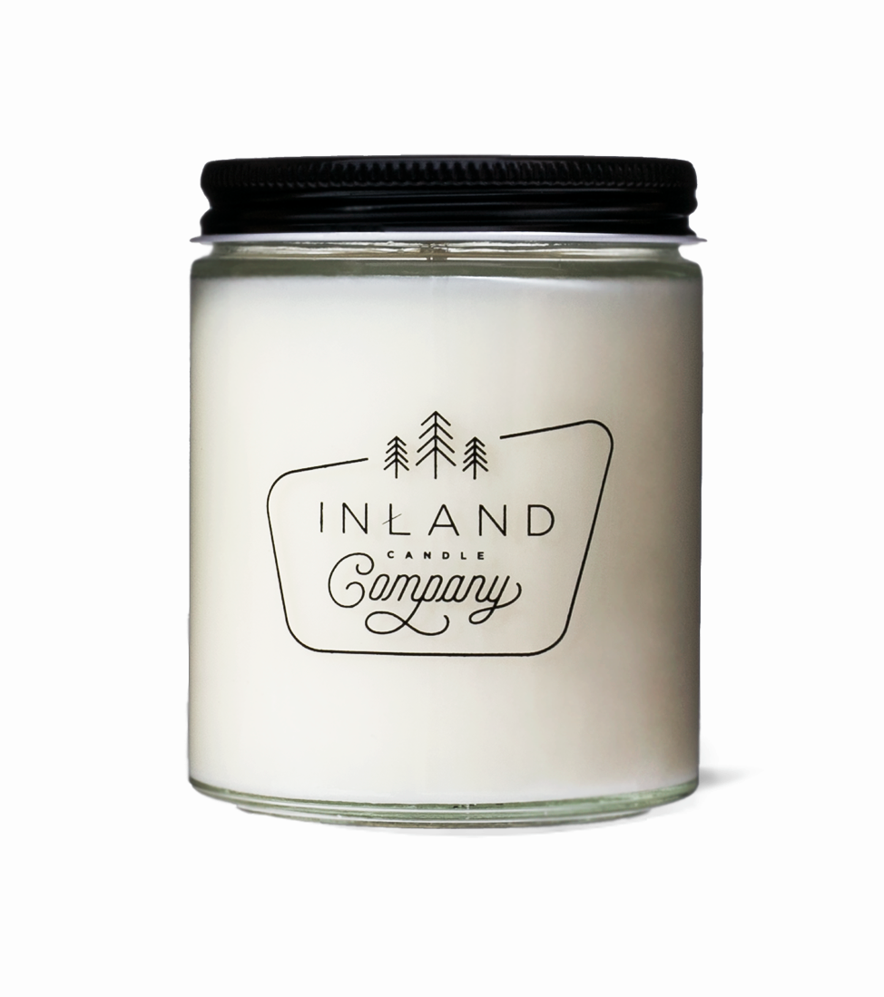 LAVENDER // 6 OZ SOY CANDLE