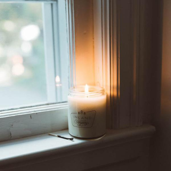 HIGH DESERT // 6 OZ SOY CANDLE