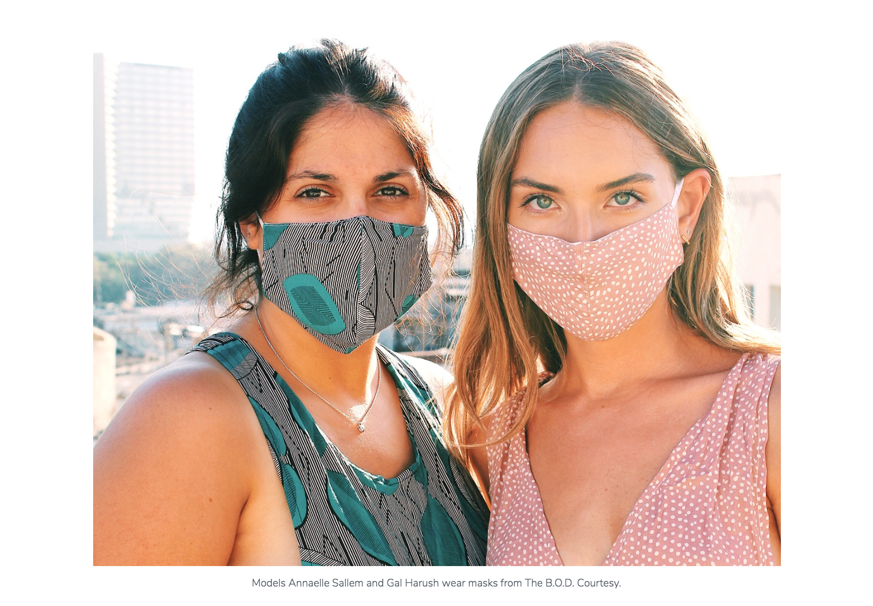 NoCamels, 10 Innovative Masks Developed in Israel, THE B.O.D, The Board of Directors
