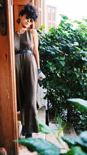 THE B.O.D Corduroy Jumpsuit, Sage Green $86 USD