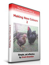 Making new Colours Grant Brereton Poultry Genetics E-Book