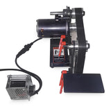 Fucina 1x30 Belt Grinder 230V/50-60Hz or 110V/60Hz 0.75hp Motor with Motor Speed Controller for Knife Making Sander
