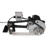 Fucina 1x30 Belt Grinder 230V/50-60Hz or 110V/60Hz 0.75hp Motor with Motor Speed Controller for Knife Making