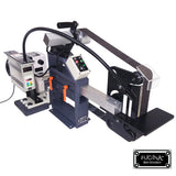 2x72 Belt Grinder 230V/50Hz 2.25Hp Motor with VFD and Electronic Tracking Control
