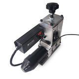 Fucina Motorized Electric Wire Stripping Machine Cable Stripper for Copper and Aluminum Recycling 110V-230V