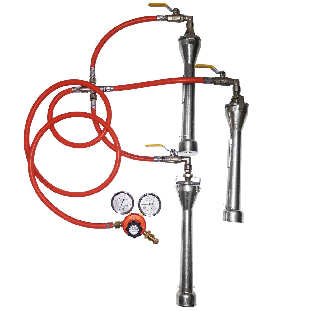 gas forge burner kit  2