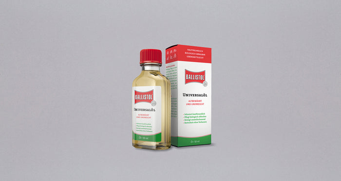 Ballistol Knife Maintenance Oil 50ml