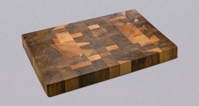 [EJD Wood] End Grain Cutting Board