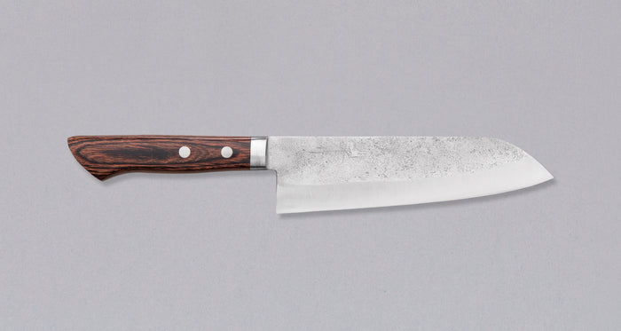 "Etsu Village Matte Santoku 170mm (6.7"")"