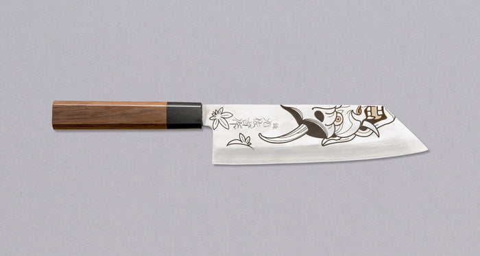 Hannya Engraving on the Blade [service]