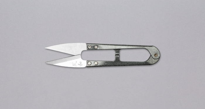 "Small scissors BLACK - 125mm (4.9"")"