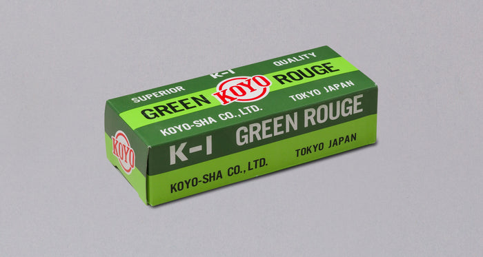 "Koyo ""Green Rouge"" Polishing Compound [smaller chunk]"