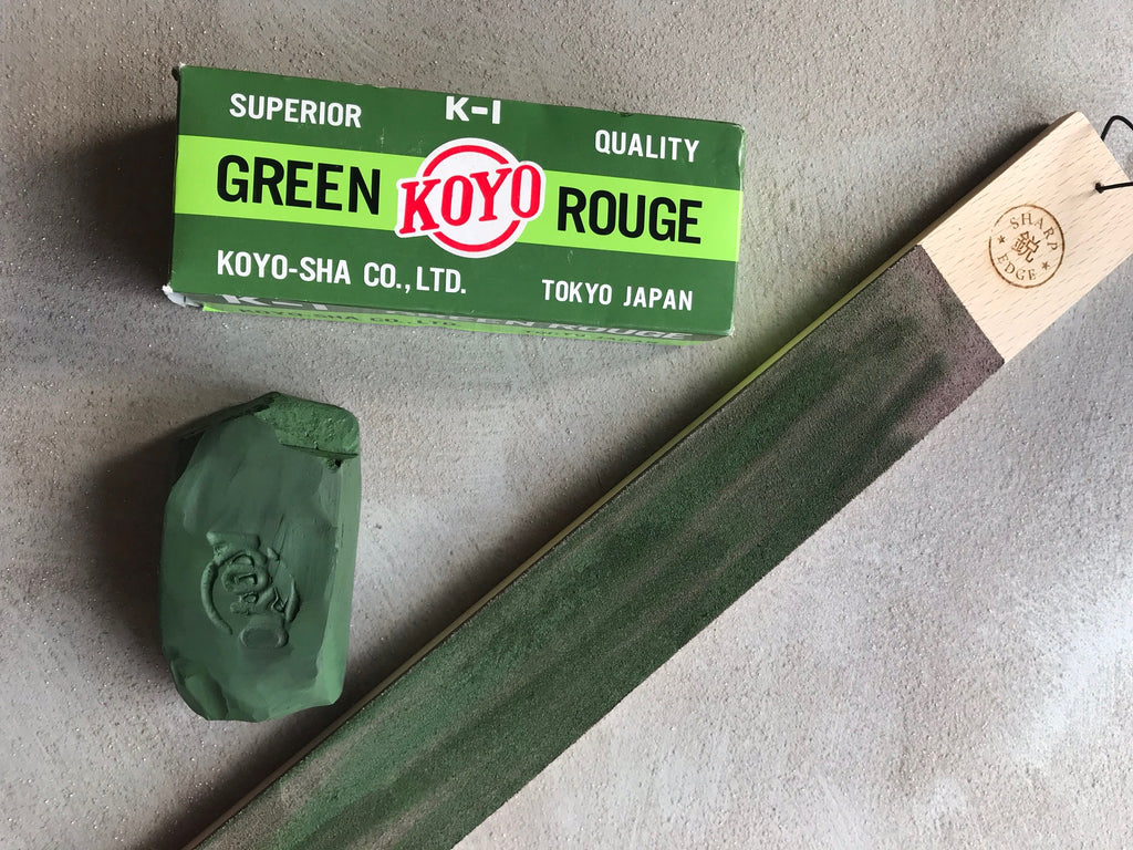 "Koyo ""Green Rouge"" Polishing Compound"