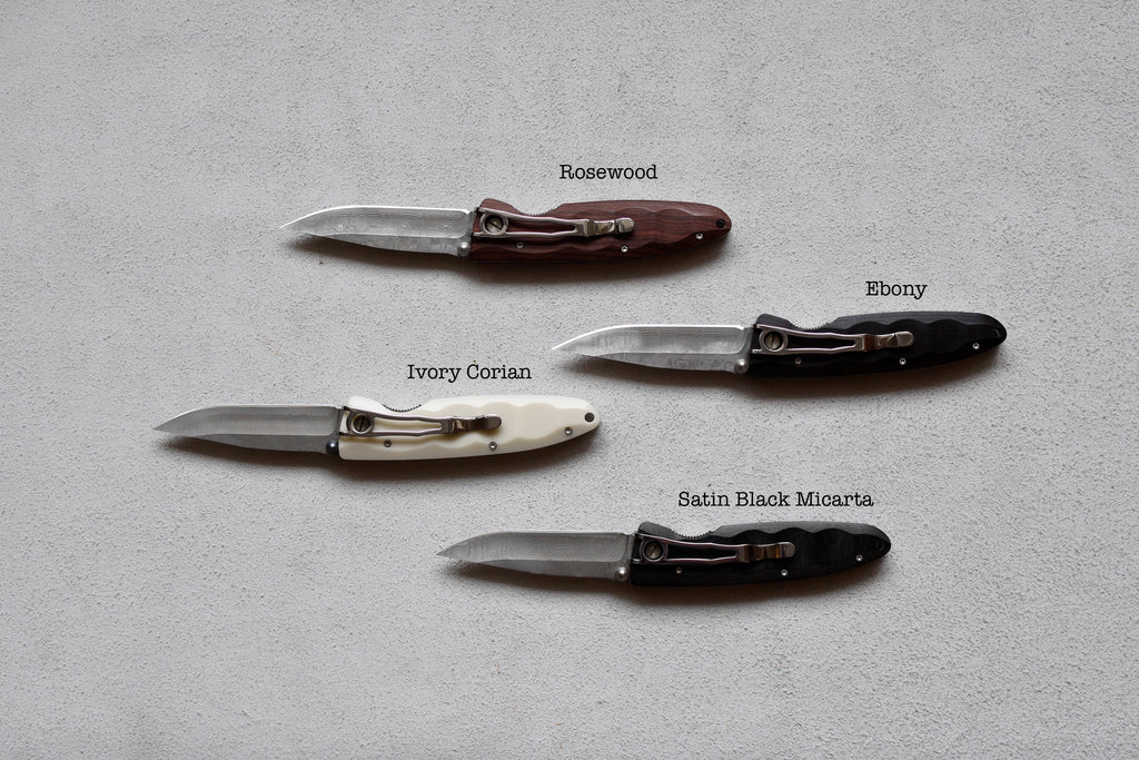 Mcusta Basic Damascus Series [7 variants]