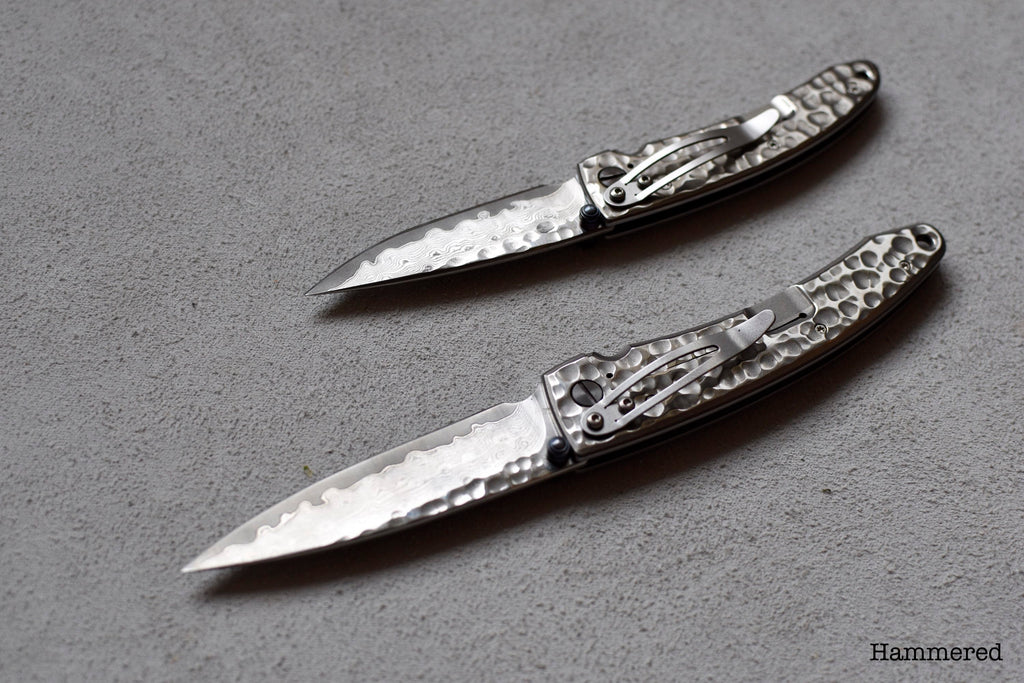 Mcusta Tsuchi Damascus Series [7 variants]