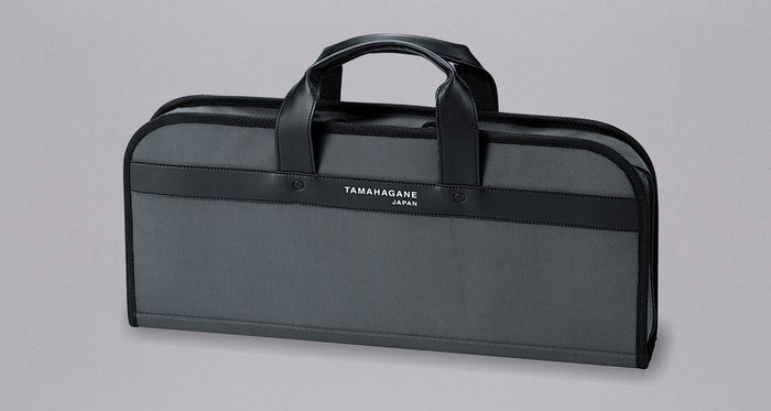 Tamahagane Chef's Knife Roll /  holds 7 knives