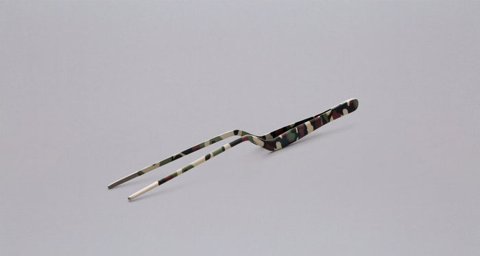 "Plating Tweezers CAMOUFLAGE - 200mm (7.9"")"