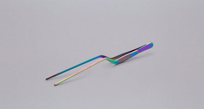 "Plating Tweezers RAINBOW - 200mm (7.9"")"