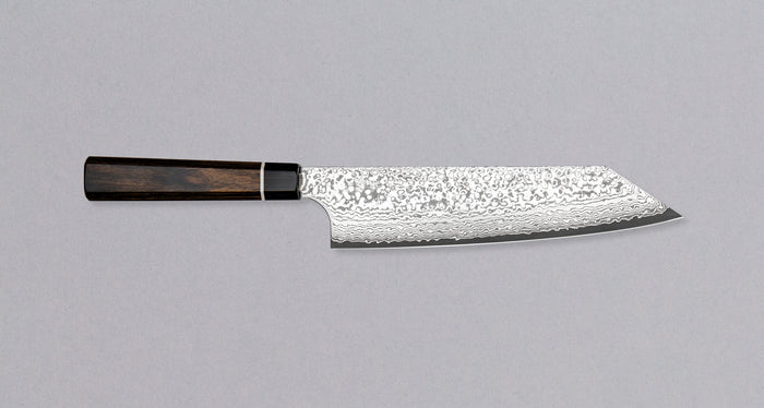 "Bunka Black Damascus 200mm (7.8"")"