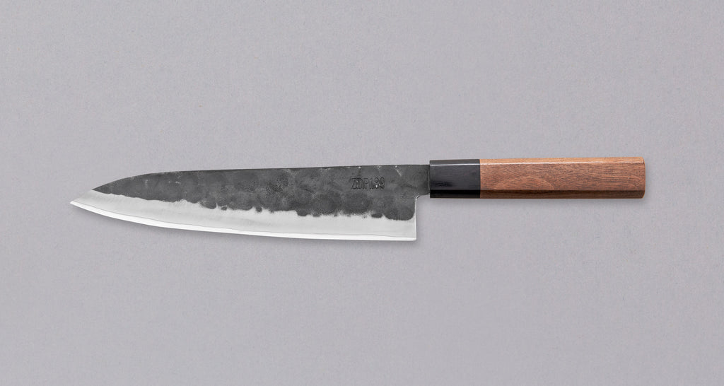 "ZDP-189 Gyuto Black 210mm (8.3"")"