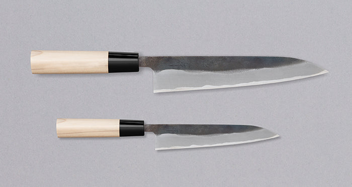 Tojiro Shirogami Knife Set