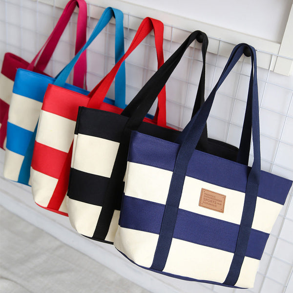 Unisex Reusable Cotton Tote - Eco Friendly | Living Zero