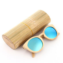 EIJI Bamboo Men's Sunglasses - Eco Friendly | Living Zero