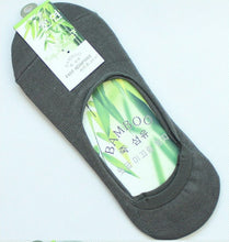 Men's Bamboo Sock Slippers Non-Slip - 5 pairs - Eco Friendly | Living Zero