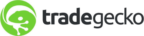 Tradegecko logo affiliate link - Cooee Commerce