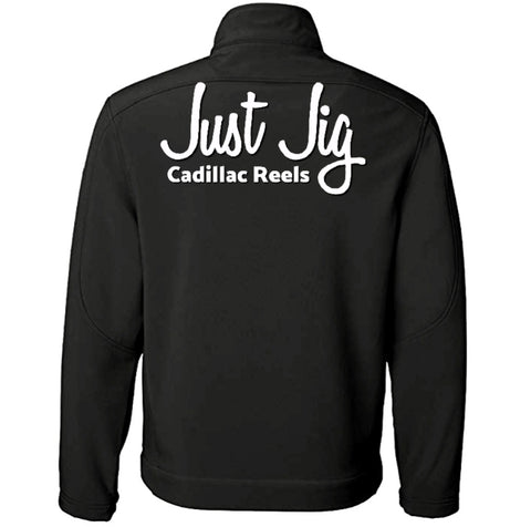 JIGGANAUT JUST JIG SOFT SHELL JACKETS - cadillaccastingcompany.com
