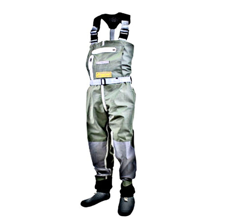 FROGG TOGGS PILOT RIVER GUIDE HD WADERS