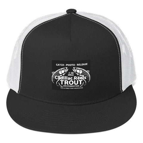 CADILLAC REELS CPR TRUCKER HAT