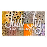 JUST JIG TROUT SLAM DECAL - cadillaccastingcompany.com