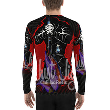 JUST JIG CARBON NINJA RASH GUARD - cadillaccastingcompany.com