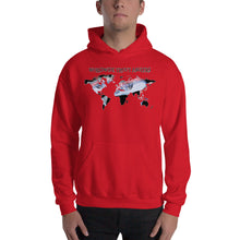 WORLWIDE TROUT ANGLERS HOODIE - cadillaccastingcompany.com