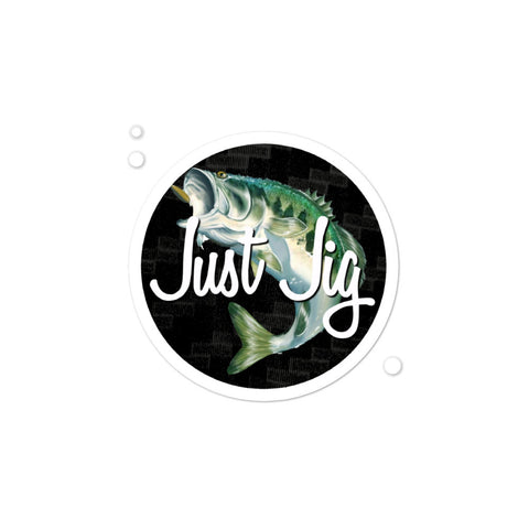 JUST JIG LMB DECAL - cadillaccastingcompany.com