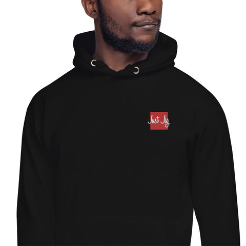 Premium Embroidered Hoodie (mens)