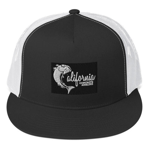 CALIFORNIA CONCRETE ANGLERS MEMBER HAT - cadillaccastingcompany.com