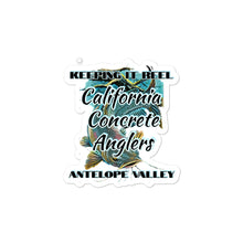 CALIFORNIA CONCRETE ANGLERS ANTELOPE VALLEY DECAL - cadillaccastingcompany.com