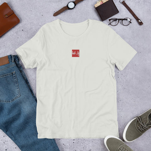Embroidered Logo T-Shirt